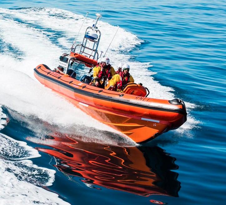 ETL Marine - lifeboat